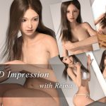 [RJ209801] 2.7D Impression with Reina