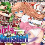[RJ149055] Girls,be Monster!