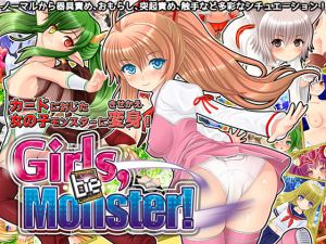 [RJ149055] Girls,be Monster!