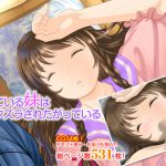 [RJ193408] 寝ている妹はイタズラされたがっている