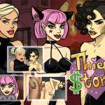 [RJ196106] Thief Story