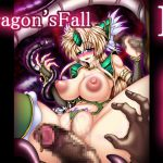 [RJ214039] Dragon'sFallII-魔淫の堕竜姫-