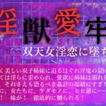 [RJ216184][妄想虜囚] 淫獣愛牢――双天女淫恋に墜ちる