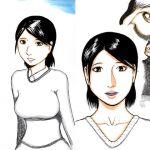 [RJ222703][N-ZUMi-HA] 人妻-妻帯男に目をつけられて