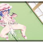 [RJ225402][はぴねすみるく] Scarlet Hearts