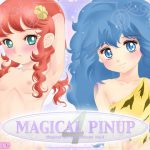 [RJ235343][モノトーン] MAGICAL PINUP4
