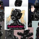 [RJ236059][黒妖社] RubberDolls!