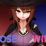 [RJ244026][童貞ペンギン] 【ルート分岐式音声】LOSE or WIN!~絶対服従バトルアリーナ~ vs魔法使い編