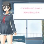 [RJ246841][Little ambition] ~Various Love~兄妹の愛のカタチ
