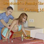 [RJ248789][Lynortis] Family slaves – Owning mom
