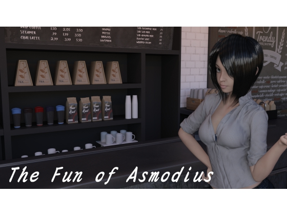 [RJ245064][As-key] The Fun of Asmodius for Android