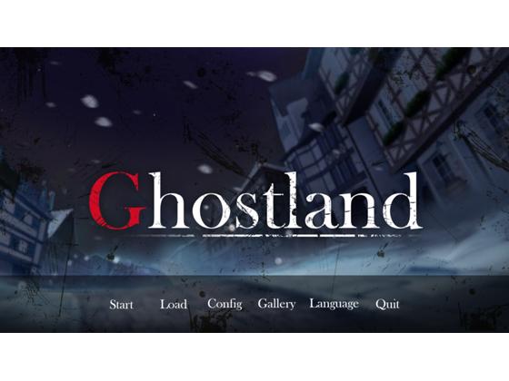 Ghost Land【中国語版】 [RJ261878][R'lyehGame]