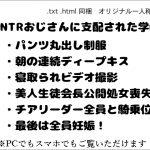 NTRおじさんに支配された学園 [RJ263776][wordworks]