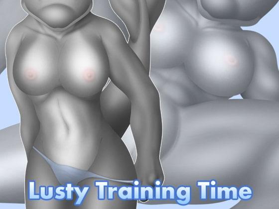 性慾訓練員 – Lusty Training Time [RJ269306][The Anthro Sphere]