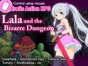 Lala and the Bizarre Dungeon [RJ273292][C-Laboratory]