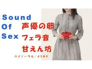 Sound Of Sexシリーズ-声優の卵を連れ込み濃厚フェラ!生理中でもタオルをしいてなんとか犯す!めちゃよくしゃべる! HQ ASMR/催眠音声 [RJ277404][ヨルマガ!-ASMR Night Life Media-]