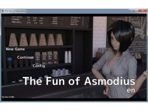 The Fun of Asmodius for Android (english) [RJ277427][As-key]