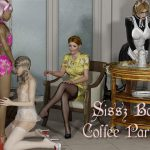 Coffee party with sissy boys [RJ282010][Lynortis]
