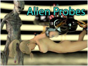 Alien Probes [RJ287834][3dZen]
