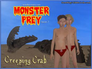 Creeping Crab [RJ290401][Wundercomics]