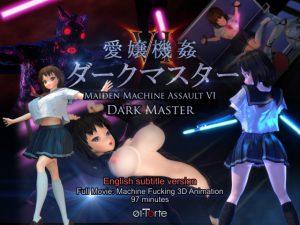 【英語版】Maiden Machine Assault VI  Dark Master  -Total Forced Climax Training- [RJ289754][01-Torte]
