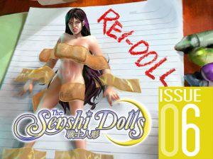 The Senshi Dolls #6 – Tested [RJ293777][MerComix]
