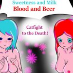 Sweetness & Milk . Blood & Beer! Catfight to the Death! [RJ296066][PandoraCatfight]