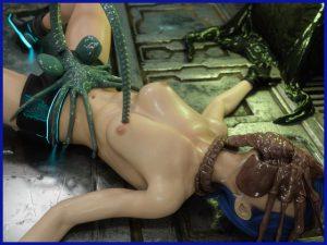 Alien Contamination [RJ300001][3dZen]