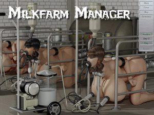 Milk Farm Manager [RJ308101][Lynortis]