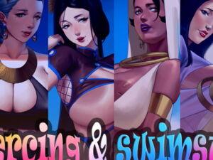 Piercing & swimsuits 2 [RJ330057][宇宙]