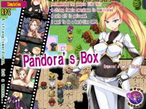 Pandora's Box [RJ340962][スタジオねこキック]
