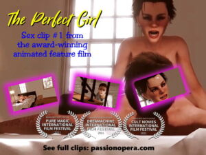 The Perfect Girl sex clip 1 [RJ341524][Passion Opera]